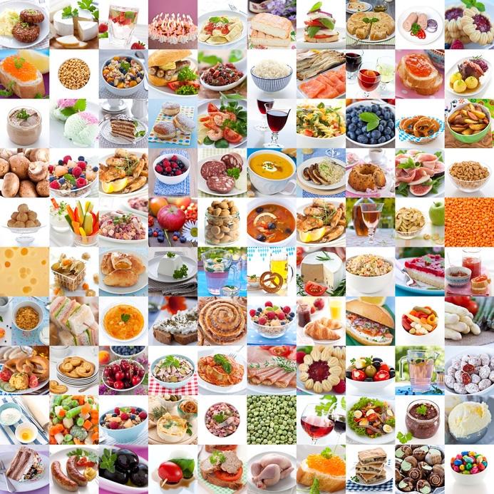 Die Welt der Diät Versprechen